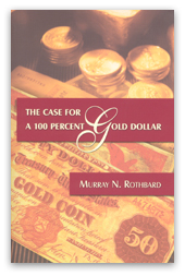 The Case for a 100 Percent Gold Dollar 2001 cover.jpg