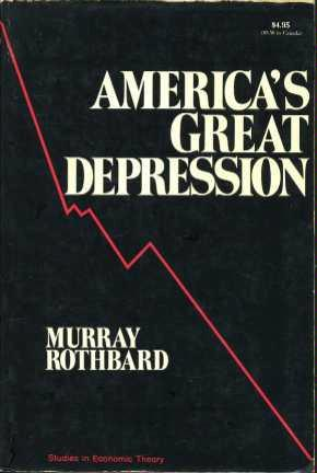 File:America's Great Depression 1st edition cover.jpg