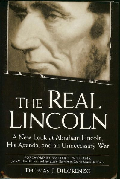 File:The Real Lincoln cover art.jpg
