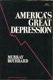America's Great Depression 1st edition cover.jpg
